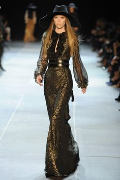 Saint Laurent RTW Spring 2013 - Runway, Fashion Week, Reviews and Slideshows - WWD.com