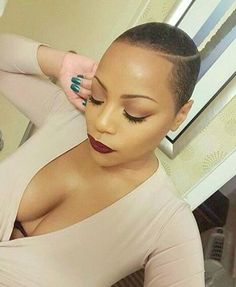 We've gathered our favorite ideas for How Sexy This Cut Is Black Hairstyles Short Hair, Explore our list of popular images of How Sexy This Cut Is Black Hairstyles Short Hair. Short Natural Haircuts, Natural Hair Cuts, Natural Hair Styles, American Hairstyles, Black Girls Hairstyles, New Hair, Your Hair, Short Hair Cuts, Short Hair Styles
