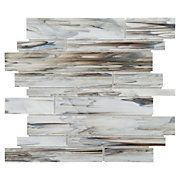 New Art Twilight Stick Glass Mosaic for master bath