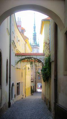 Olomouc, Czech Republic in 7 Pictures