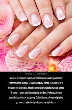 Jak wzmocnić paznokcie?