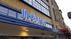 Wat een mooie uitstraling van Grieks Restaurant Irodion in Den Haag. Deze letters hebben we mogen maken en monteren. Broadway Shows, Restaurant, Led, The Hague, Diner Restaurant, Restaurants, Dining