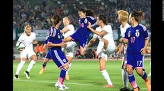 Sawa was the stand out player for Japan four years ago when it won the title in Germany. She may be 36 and endured a series of injuries but Sawa remains an iconic figure in the game. The 2011 FIFA World Player of the Year is heading for her sixth successive World Cup -- no other player has achieved that feat. Sawa finished top scorer in Germany with five goals and was voted as the tournament's best player.