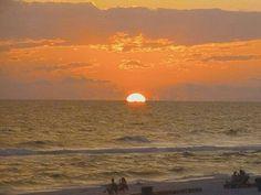 Sunset :)  Panama City , Florida