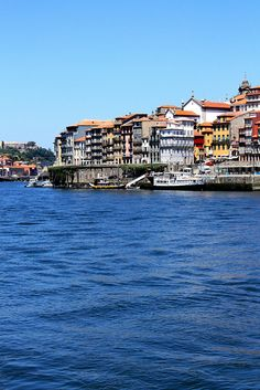 Porto city and river Douro.