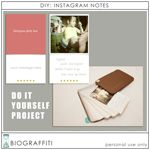 My Lightroom Workflow for Project Life & Scrapbooking @ Biograffiti | Busy Girl Photobooks