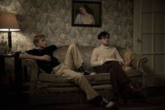 """At one point in """"Kill Your Darlings"""" — director John Krokidas' first feature-length film — Lucien Carr (Dane DeHaan) points at Columbia University's """"hall of fame,"""" filled with team photos, graduat..."""
