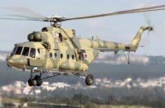Минобороны России передана первая партия модернизированных вертолетов Ми-8АМТШ