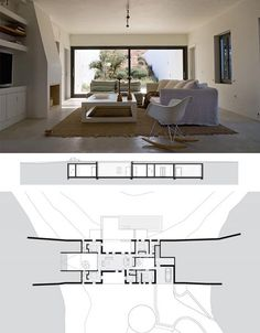 Underground homes lighting solutions and unique lighting for Modern underground home designs