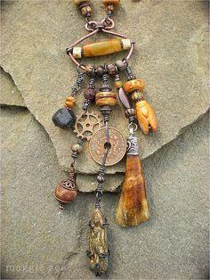 By maggie zee - handmade - necklace - jewelry - jewellery