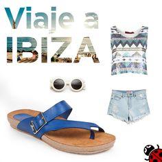 Look Yokono Ibiza Ibiza, Birkenstock, Sandals, Fashion, Spring Summer 2015, Moda, Shoes Sandals, Fashion Styles, Fashion Illustrations