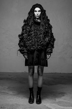Fashion Labels, Androgynous, Street Wear, Goth, Fall Winter, Gothic, Streetwear, Goth Subculture