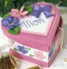Mother's Day Keepsake Box 1/3