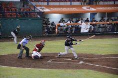 BEISBOL CAMPECHANO: * Sólida ofensiva regia vence en Campeche