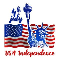 Purple Flower Background, Kids Background, Happy Independence Day Usa, American Independence, 4 July Usa, July 4th, Independencia Usa, 4th Of July Clipart, Flag Vector