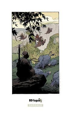 Ex-libris de Vincent Mallié pour la Quête de l'oiseau du temps, éditions Dargaud. #Dargaud #BD