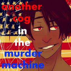 another cog in the murder machine - 'Teenagers' My Chemical Romance America Teenagers My Chemical Romance, Teenagers Scare The Living, 2p America, Hetalia Funny, Animes On, Hetalia Characters, Love K, Cogs, You Draw