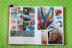 The Glue Book Adventure Continues | iHanna's Blog #inspiration #artist #collecting