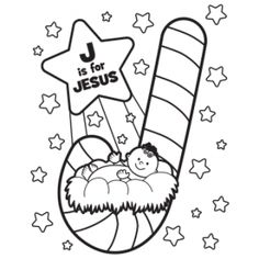 Christmas Coloring Pages, Free Christmas Coloring Pages for Kids Make your world more colorful with free printable coloring pages from italks. Our free coloring pages for adults and kids. Preschool Christmas, Christmas Crafts For Kids, Christmas Activities, Christmas Colors, Preschool Crafts, Christmas Recipes, Christmas Jesus, Christmas Tree, Sunday School Activities