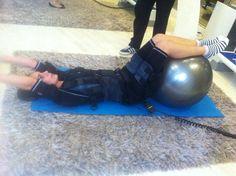 """Mens sana in corpore sano."" Mereu in forma cu ajutorul antrenamentelor XBody! Slabeste si tonifiaza-te in doar 20′ ! www.fitandgo.ro 0737.000.000"