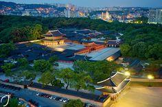 창덕궁 Changdeok Palace by RomainJohn