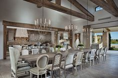 Home in Indian Wells by Urban Arena Mismatched chairs x