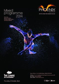 Mixed Programme 2014 | by Phoenix Dance Theatre