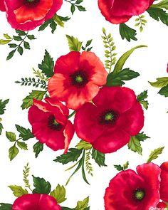 - Ilustraciones de flores