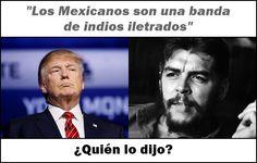 ¿Saben quien dijo esa frase? El Che Guevara...