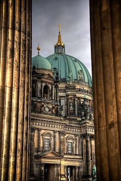 Berlin Cathedral - Berlin - Germany (von beatbull)