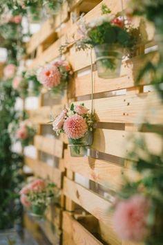 decoração-casamento-com-paletes