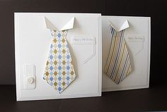 Perfect for Dads cards!  http://aloadofoldpickle.blogspot.com/2011/09/folding-shirts.html