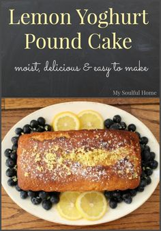 Best Lemon Pound Cake Recipe - moist & irresistible . Click for $ off the essential ingredient :https://ooh.li/f1a28a4