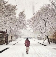 Winter in #Kabul, #Afghanistan (2014) #The_True_Face_Of_Afghanistan #TheTrueFaceOfAfghanistan