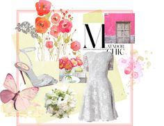 """""""Courthouse wedding ceremony"""" by onecupcake on Polyvore"""