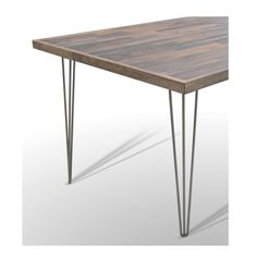 Black Matte Hairpin Table Legs 4 by UnionFurnishings on #Etsy, $140.00