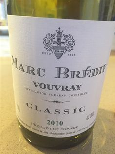 Bredif Vouvray 2010 $22 from Wades in 2015. Bargain. The perfect wine for spicy Asian.