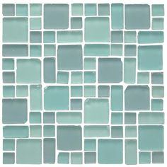 Huron Random Pattern Frosted Mixed Mosaic