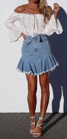 100fdee65028 60+ Brilliant Spring Outfits To Copy ASAP