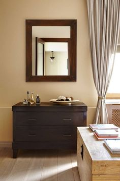 We love the one Room Challenge! we have been luck enough to have our products used. Brown Dressing Tables, Bedroom Dressing Table, Dressing Mirror, Living Room Light Fixtures, Living Room Mirrors, Modern Mirror Design, Contemporary Design, Kitchen Design Gallery, Mirror Inspiration