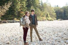 Norman with his friend Emma. #bates #motel