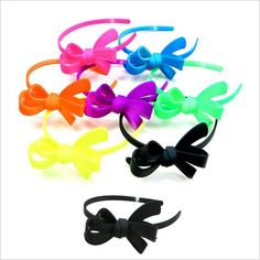 Fashion assorted solid colour bow headband #CatwalkFashion #Accessories #CatwalkAccessories #2013 #Spring #SpringFashion #Fashion #Colors #Colours #Brights #Neon #Darks #Classy #Sexy #Casual #Beauty #SmartCasual #Outfitoftheday #OOTD #PhotoOfTheDay #MakeUp #LooksforLess #Dress #Top #Ghutra #GhutraFashion #Hair #Model #Ladies #WomensFashion