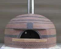 """Napoli120WNS 48"""" Assembled Wood Pizza Oven (Commercial)"""