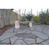 Outdoor Stone, Stone Bench, Patio, Outdoor Decor, Home Decor, Decoration Home, Terrace, Room Decor, Porch