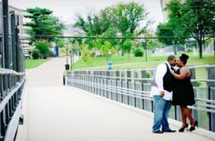"#engagementphotos ""the bridge"" #morganstateuniversity"