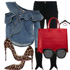 outfit for date casual Diva Fashion, I Love Fashion, Denim Fashion, Passion For Fashion, Fashion Looks, Womens Fashion, Fashion Trends, Chic Outfits, Fall Outfits