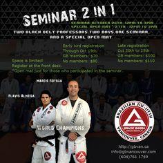 #seminar #gb #graciebarra #gbvancouver #graciebarravancouver #vancouver #rodrigocarvalho #rodrigo #carvalho #professor #training #marciofeitosa #flavioalmeida #bjj #canada