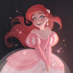 All Posts • Instagram Disney Princess Art, Disney Fan Art, Disney Pixar, Disney Characters, Fictional Characters, Disney Princesses, Character Art, Character Design, Ariel Mermaid
