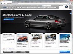 BMW launcht neues Markenportal in Deutschland.  http://www.blogomotive.com/2012/12/newsflash-bmw-launcht-neues-markenportal-in-deutschland/