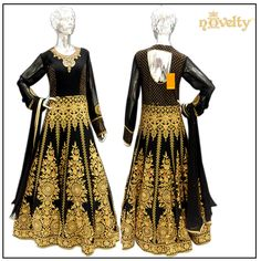 Heavy Anarkali Suit . Perfect for wedding Purpose .#Novelty